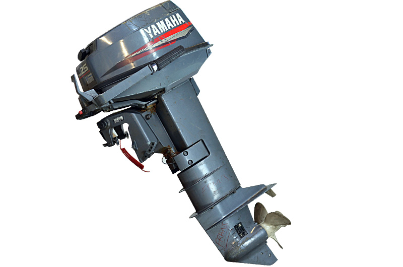 Yamaha 25nmho volvo penta for Yamaha diesel outboard