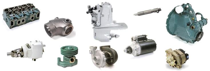 Op deze site www.useddieselenginecenter.com vindt u gebruikte, gereviseerde  en tweede montage onderdelen van Volvo Penta